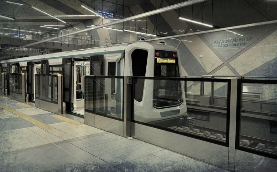 """Метростанция """"Хаджи Димитър"""" остава затворена, все още за неопределено време."""