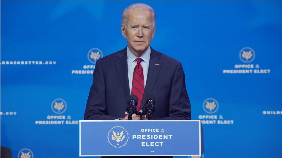Джо Байдън положи клетва като 46-тия президент на САЩ. Минути