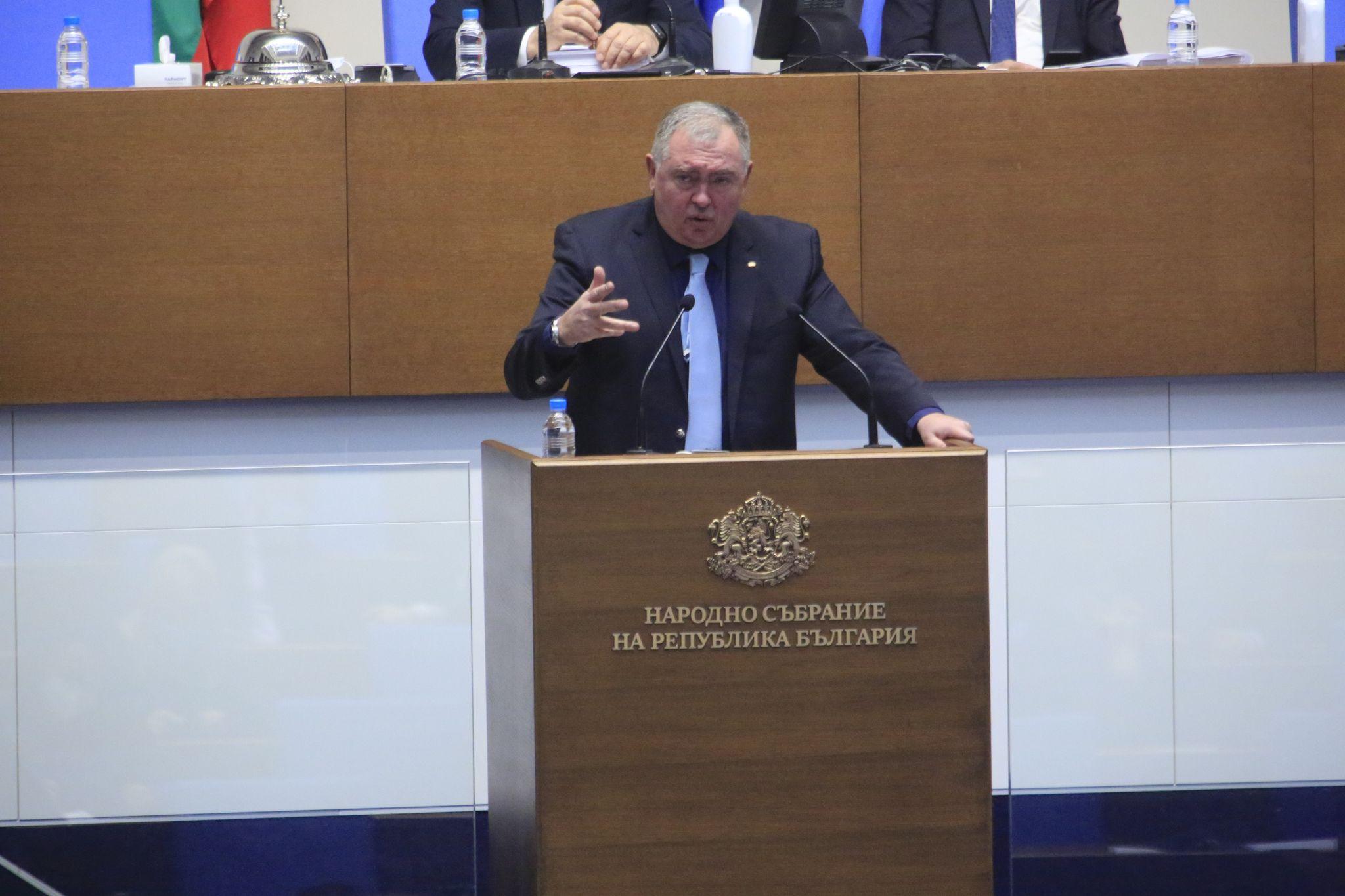 В парламента дебатират възможността България да преговоря за внос на