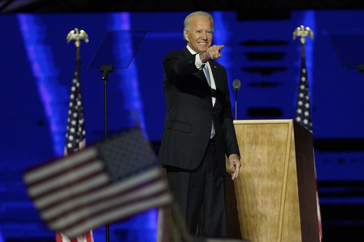 Президентът на САЩ Джо Байдън заяви, че е решен да