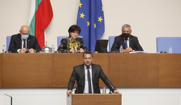 """""""БСП входира в 44-то Народно събрание един план, който България"""