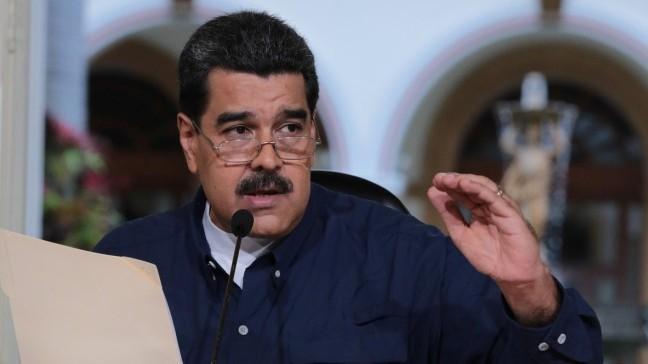 През януари венецуелският президент описа препарата Карвативир - приеман през