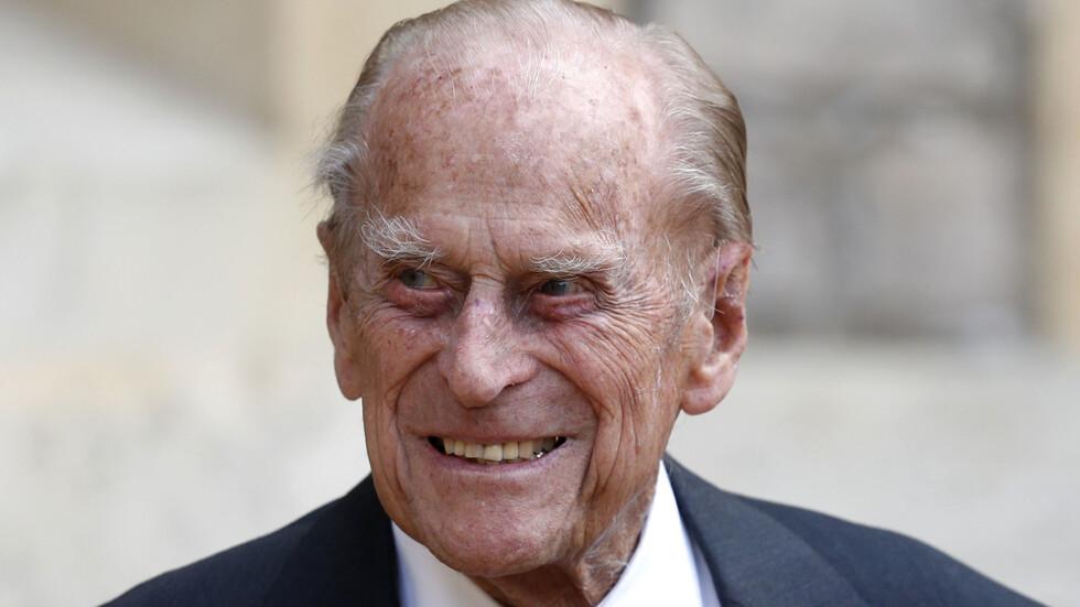 Херцогът на Единбург Принц Филип почина на 99-годишна възраст, предаде
