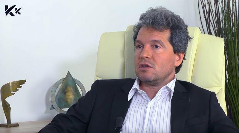 Току-що избраният за депутат от партията на Слави Трифонов –