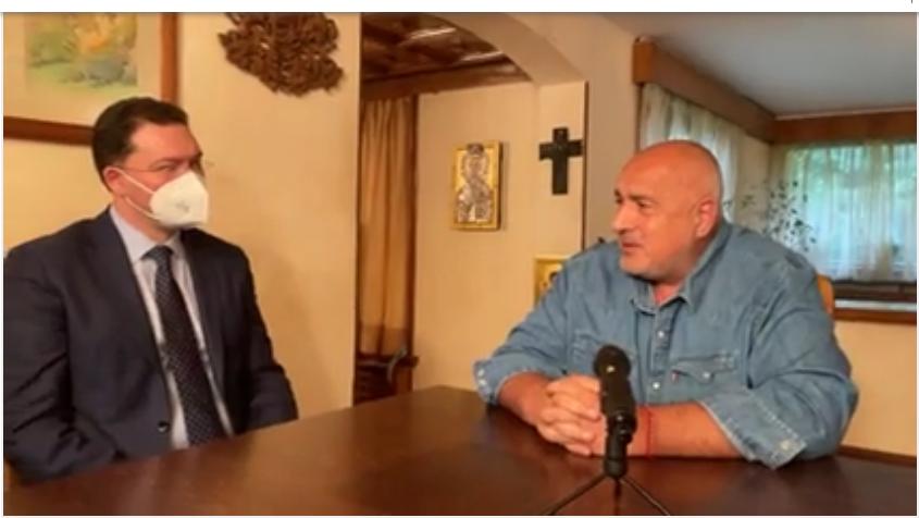 """Бойко Борисов изостави призивите за обедение и подкрепа на """"отговорно"""""""