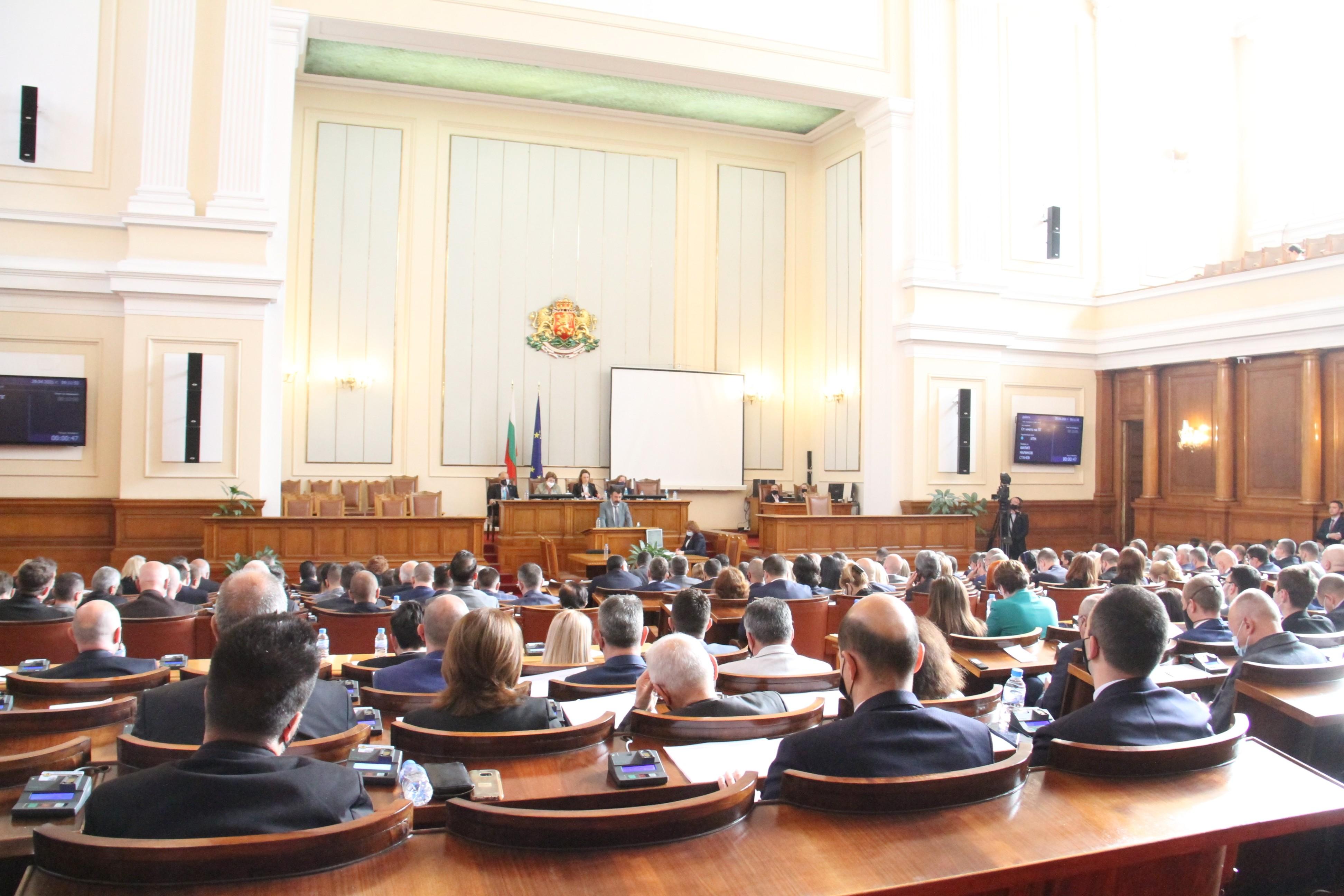 Депутатите одобриха на първо четене предложението на БСП за преизчисляване