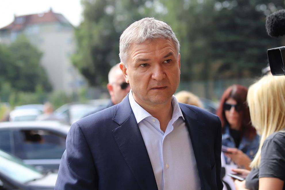 Делото на бизнесмена Пламен Бобоков срещу заповедта на СДВР за