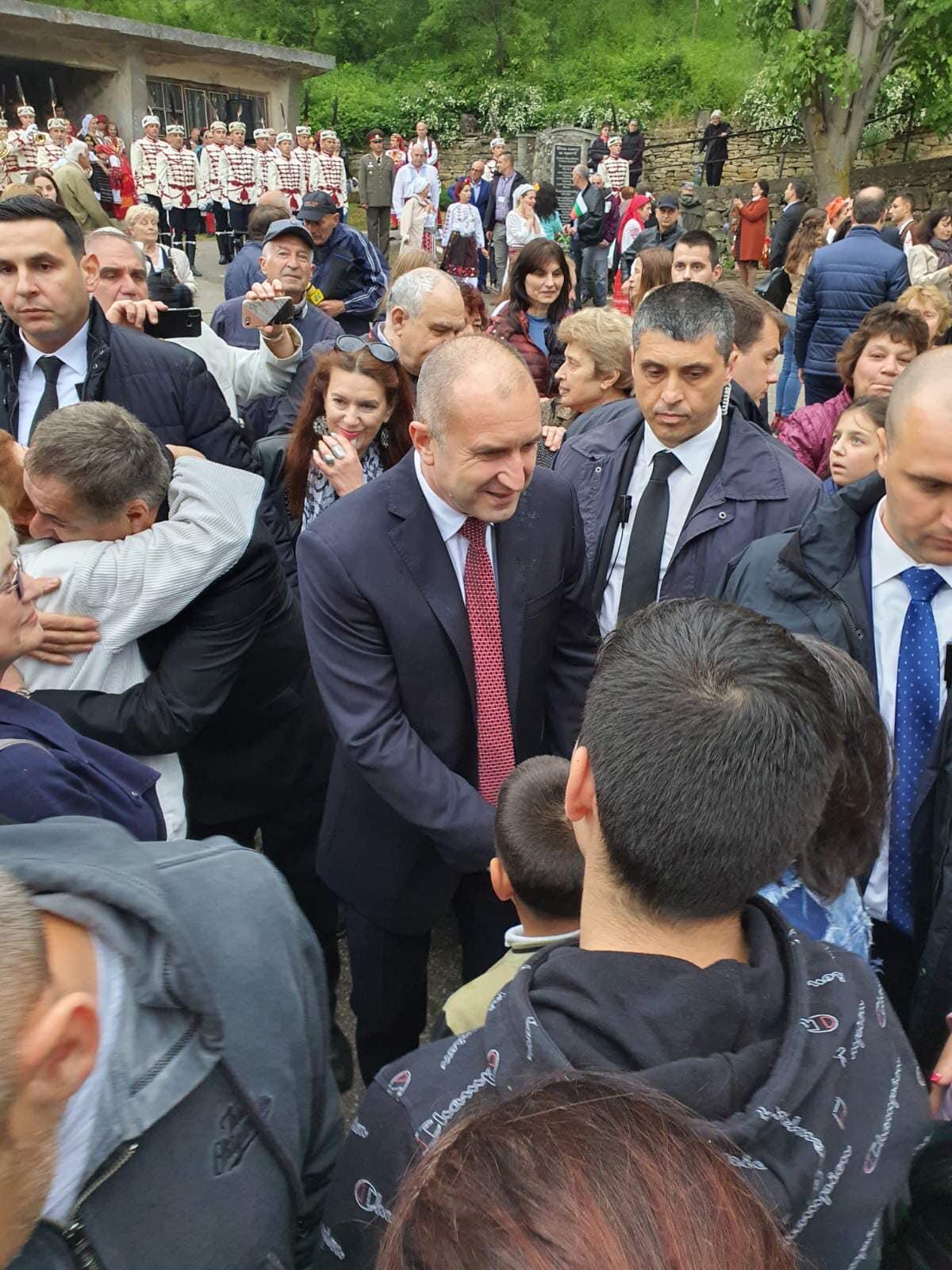 """""""Това е най-важната задача - българите да бъдат убедени, че"""