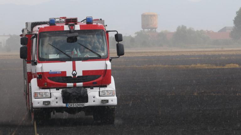 Частично бедствено положение ще бъде обявено в засегнатите от пожарите