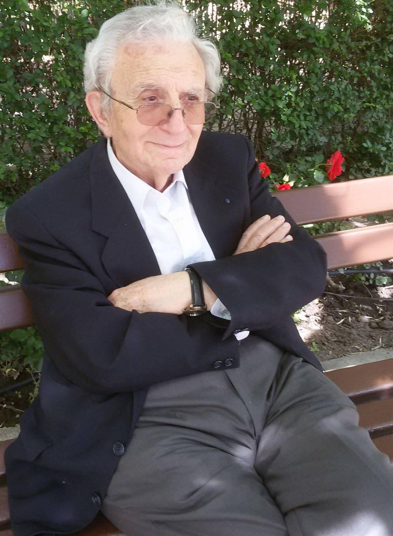 Големият писател, сценарист, режисьор, общественик Анжел Вагенщайн, нашият Джеки, от