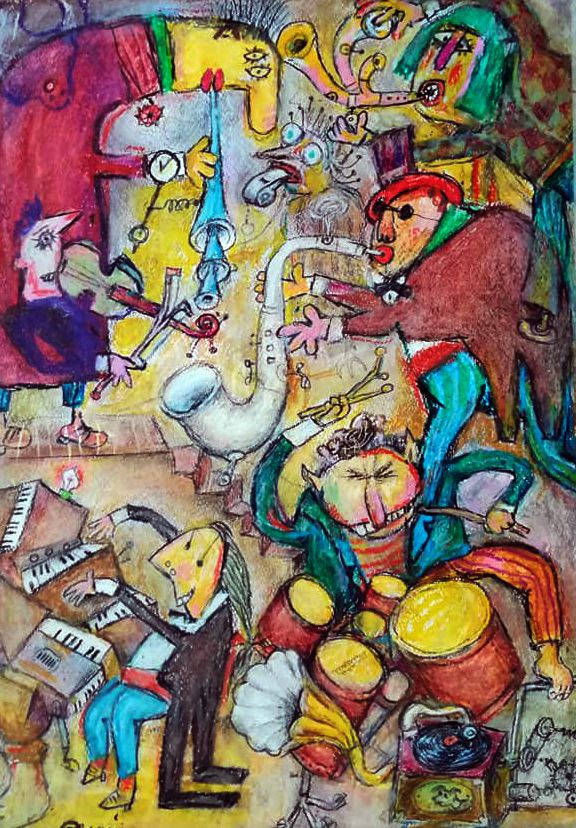 Юбилейна изложба живопис по случай 90-годишния юбилей на майстора на