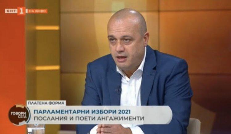 """На въпрос за """"зеления серитикат"""" Проданов заяви, че БСП от"""