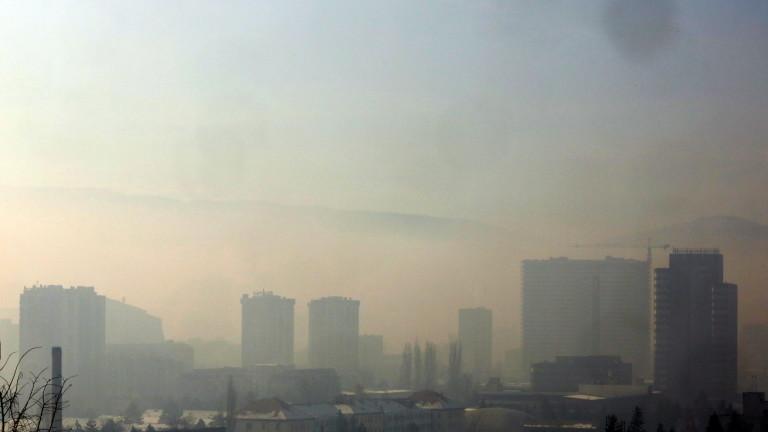 Концентрацията на парникови газове в атмосферата е достигнала нови рекордни