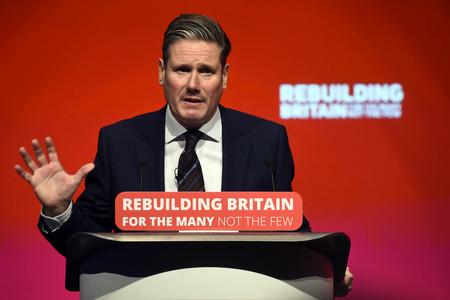 Опозиционната във Великобритания Лейбъристка партия обяви, че възнамерява да гласува