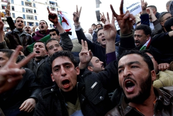 Резултат с изображение за Ислямския фронт за спасение в Алжир