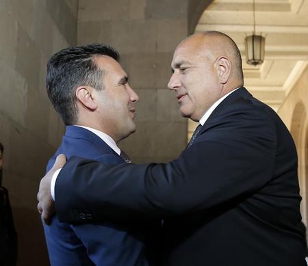 Велизар ЕНЧЕВ Македонският премиер направи изказване в парламента, което е