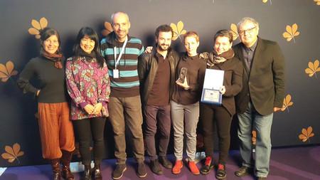 Наградите на 34-тия международен филмов фестивал във Варшава - един