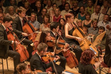 Кралският Концертгебау оркестър в Амстердам е един от най-добрите оркестри