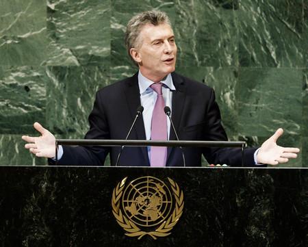 Преди две седмици аржентинският президент Маурисио Макри се изправи пред