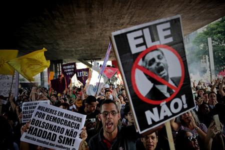 Снимка: Сянката на диктатурата тегне над Бразилия