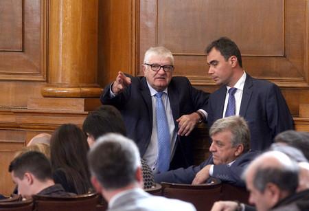 Искането за изслушване на Валери Симеонов не е продиктувано от