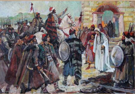 """Изложбата """"Никола Кожухаров (1892-1971)"""" бе открита вчера, в Деня на"""