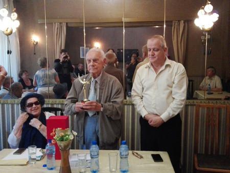 Поетът Найден Вълчев е тазгодишният носител на националната литературна награда