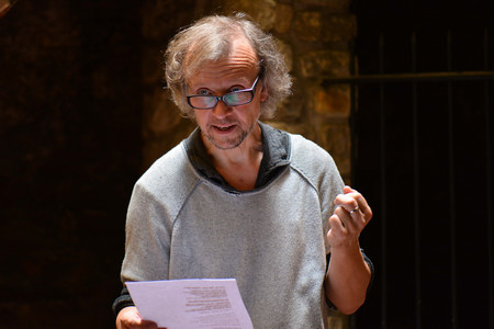 """Авторът на една от най-награждаваните чешки книги - """"Поетът. Роман"""