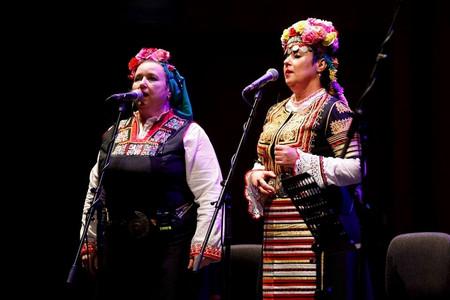 Българската певица Людмила Радкова, която вече 23 години е неизменна