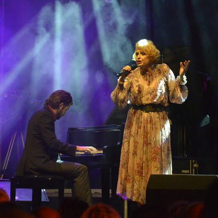 Камелия Тодорова изнесе стилен концерт на Банско джаз фест и