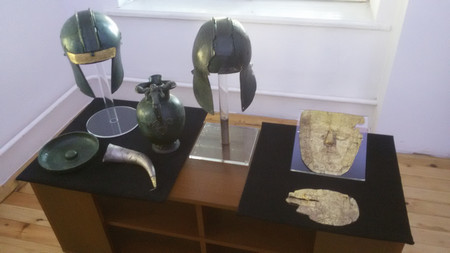 Учени археолози от три музея в България, Македония и Сърбия