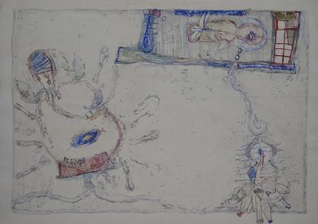 """Книгата """"Рафи Шехирян"""", която бе представена в столичната галерия """"Контраст"""","""