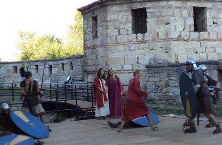 """Крепостта """"Баба Вида"""" отново ще бъде естествен декор на средновековния"""