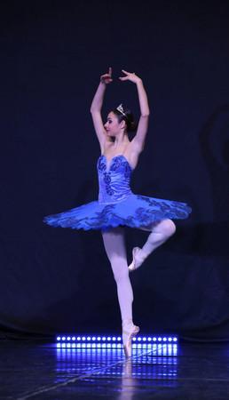 """Благовеста РядковаЕжегодният годишен концерт на балетните класове при НУМСИ """"Проф."""