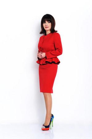 Евгения Живкова е известна българска дизайнерка. През 1991 г. създава