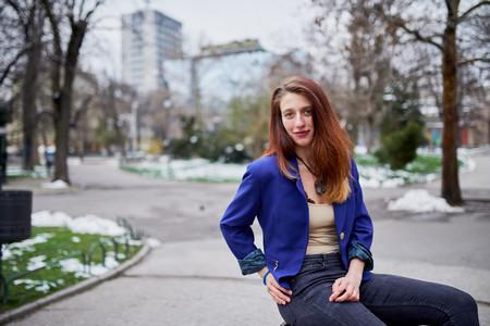 Яна Маркова е на 21 години. Родена е в София.
