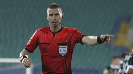 Георги Кабаков ще ръководи дербито за първо място между Лудогорец