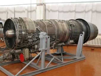 Двигател АЛ-31ФН