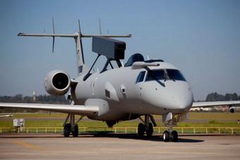 E-99 от ВВС на Бразилия