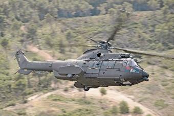 EC725 Caracal, Снимка: Eurocopter