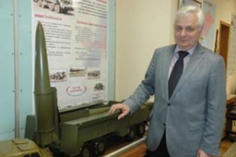 Генералният директор и генерален конструктор на КБМ Валерий Кашин Снимка АРМС-ТАСС