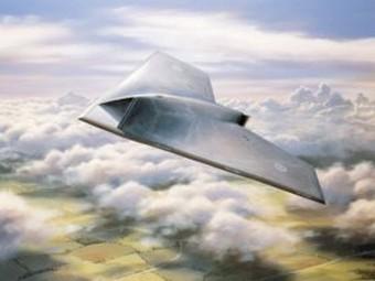 """Безпилотният летателен апарат """"Таранис"""" Снимка BAE Systems"""